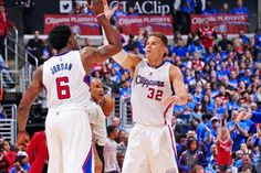 May 10, 2015 -- NBA Playoffs - Staples Center Los Angeles, CA - Houston Rockets 95 to Los Angeles Clippers 128 - Game 4.