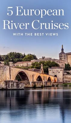 5 European River Cruises That Will Give You All the Wanderlust via @PureWow