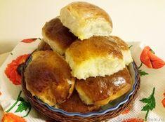 Рецепт булочек на кефире