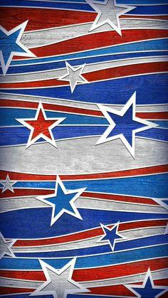of July wallpaper Patriotic Wallpaper, American Flag Wallpaper, 4th Of July Wallpaper, Holiday Wallpaper, Star Wallpaper, Apple Wallpaper, Cellphone Wallpaper, Wallpaper Backgrounds, Patriotic Background