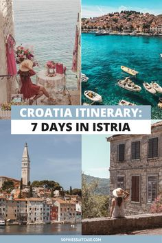 Looking to spend 7 Days in Istria? Then this Croatia itinerary will be the perfect guide for your trip. When most people think of Croatia, their mind naturally dreams up images of Dubrovnik. However, the northwest corner of the country offers a fairytale-like region giving you an equally magnificent Croatia experience.