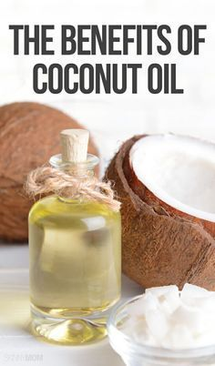 Coconut oil has SO many health benefits! Find out why you need to add it to your grocery list here