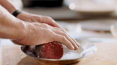 Gordon Ramsay's Beef Wellington Recipe | Easy Recipe Gordon Ramsey Beef Wellington, Easy Beef Wellington, Beef Wellington Recipe, Wellington Food, Detox Chicken Soup, Chef Gordon Ramsey, Beef Tenderloin Roast, Scottish Recipes, Beef Recipes