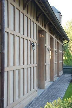 Belgian architecture, via Bibeline Designs