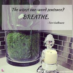 Emily Masnoon Yoga | Prenatal Yoga | Corporate Yoga | Boston Yoga | Daily Inspiration | Words to Live By