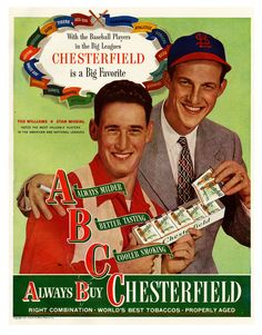 Alle Größen | MVP's Ted Williams and Stan Musial | Flickr - Fotosharing!