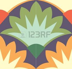 24147316-seamless-pattern-flowers-stock-vector-used-for-tiling-background.jpg (450×429)