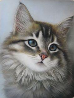 Christian Michaut - Myra, les yeux bleu