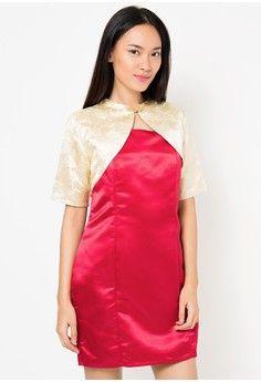 Wanita > Pakaian > Dress > Mini Dress > Melville Cardigan Dress > Chanira