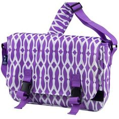 Wildkin Wishbone Jumpstart Messenger Bag
