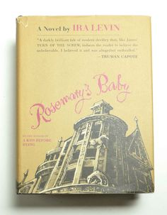 Rosemary's Baby: Amazon.co.uk: Ira Levin: Books