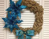 Handmade Wreaths & Decor by ContemporaryCrafting on Etsy