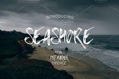 Seashore by MediaLab.Co on @creativemarket