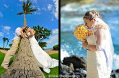 Kauai is the perfect setting for your Hawaii Destination Wedding.
