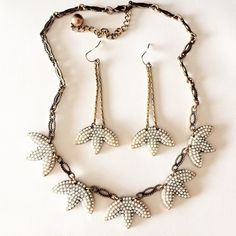 #necklace #earrings #lovely #stylish #want
