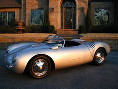 "Porsche 550 ""little bastard"""