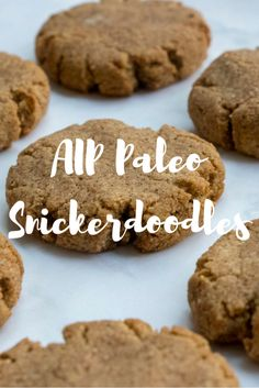 AIP Snickerdoodles (Paleo)— AIP Nutrition