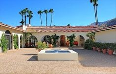 Casa AguilaPalm Springs's Most Glamorous Estate