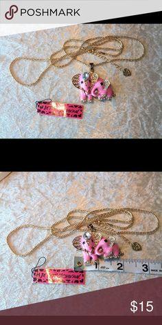 Elephant & Baby Necklace 💕 Elephant & Baby Necklace Jewelry Necklaces
