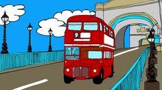 London Bridge is falling down, nursery rhymes, song for kids, classical ...