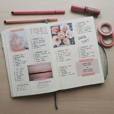 bullet journal ideas | aesthetic | tumblr