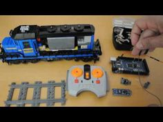 Arduino for Lego Trains #11: Controlling Power Functions Trains - YouTube