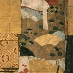 Whose Sleeves? Japanese Painting, Japanese Art, Folding Screens, Japanese Screen, Metropolitan Museum, Kimono, Asian, Antiques, Artist