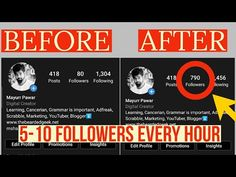 How to increase followers on Instagram in 2020 for Free - YouTube