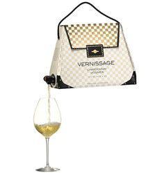 Vernissage:  Box of Wine Purse- omg this is perfect!