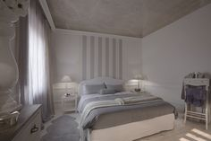 White House, small luxury hotel in Florence. Furniture, fabrics and bedsheet Bellora. www.whitehouseflorence.com  www.bellora.com #bellora #luxuryhotel #hospitality