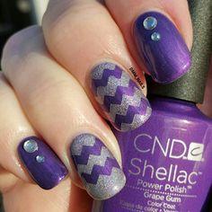 #cnd #shellac #nails #nailsbyme #nailart #nailpolish