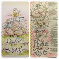 First print completed that was inspired by my journaling bible. Too much fun! Trying to decide which one I am going to tackle next! I hope to get this one up in the etsy store soon. Scripture Art, Bible Art, My Bible, Bible Verses, Ruth Bible, Journal Pages, Bible Journal, Journals, Solomon Bible