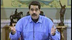 El presidente Maduro informó que la canciller estaba en Cuba desde hacía semanas | Captura VTV