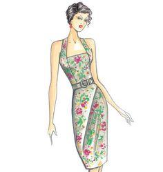 F3335 | Marfy Dress | New Designs | McCall's Patterns