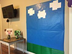 Minecraft photo booth