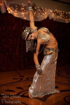 belly dance-glitz!