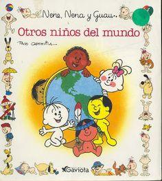 """Rincón de la Multiculturalidad: Cuento """"Otros niños del mundo"""""""