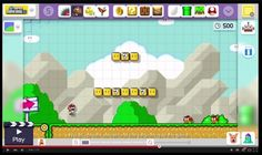 Wii U Daily readers, share your Super Mario Maker levels!