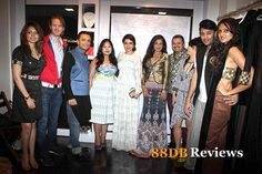 Designers Nikhil Thampi, Aartivijay Gupta and Sidharta Aryan organized an exclusive preview of their winter / festive collection for the year 2012.