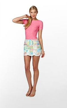 Ahh.... Lilly- on my wish list.