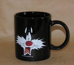 Warner Bros Sylvester the Cat 10 Ounce Coffee Mug