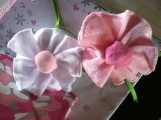 Baby wash cloth flowers more sock baby wash wash cloth flowers baby