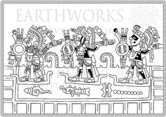 Adult colouring pagemayan art colouring by Earthworkinteriors