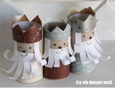 Ya vienen los Reyes Christmas Crafts For Kids, Christmas Baby, Christmas And New Year, Christmas Themes, Fall Crafts, Holiday Crafts, Diy And Crafts, Arts And Crafts, Christmas Decorations
