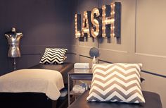 L. Lash Bar | Edmonton Eyelash Extensions | Eyebrow Threading