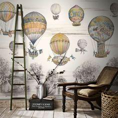 Amazing Botanical Wallpapers ⋆ Annilee Waterman Design Studio
