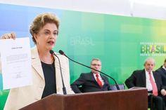 RS Notícias: Dilma critica grampos de conversa com Lula e diz q...