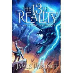 The Void of Mist and Thunder (The 13th Reality #4) by James Dashner