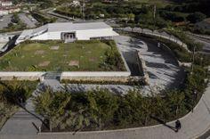 Louise Braverman | Centro de Artes Nadir Afonso | Boticas, Portugal | FG+SG Aerial Photography | ultimasreportagen... © Fernando Guerra, FG+SG Architectural Photography