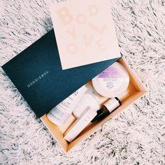 ღ Agnes Winqvist ღ: Body Love - Goodiebox No 10 Body Love, Keratin, Serum, Container, Let It Be, Business, Beautiful, Store, Business Illustration